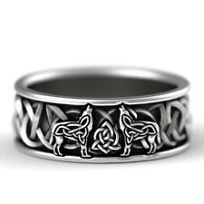 Fashion 925 Silver Rings for Men Jewelry Party Rings Free Shipping Size 6-13