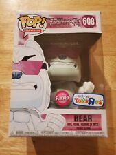 New listing Funko Teen Titans Go #608 Bear Flocked ToysRus Exclusive