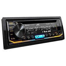 JVC KD-T900BTS 1-DIN Bluetooth InDash CD/AM/FM/Digital Media Car Stereo Receiver