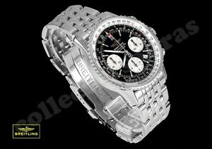 BREITLING A4 PRINT + FREE POSTAGE Navitimer A23322 men's watch - NO WATCH