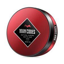 Men Hair Wax and Men Hair Styling Clay Strong Hold Low Shine Wax Men Fashion WAX