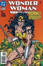 DC Comics 1987 Series WONDER WOMAN #103 Near Mint NM Justice League Bag & Board