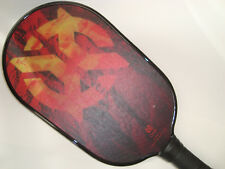 NEW ONIX SUMMIT C1 PICKLEBALL PADDLE COMPOSITE FACE POLYPROPOLENE POWER HIT RED