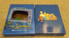 The Simpsons  Complete Fourth Season DVD