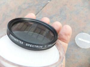 Promaster Spectrum 7 Polarizer 62mm  Lens Filter JAPAN