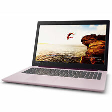 PURPLE 15.6 Inch Laptop Dual Core 4GB Windows 10 1TB Hard Drive Lenovo Ideapad