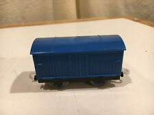 Mattel Blue Box Car for Thomas and Friends Trackmaster