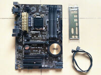 ASUS Z97-K R2.0 LGA 1150 Intel Z97 DVI HDMI USB3.0 4K Motherboard With I/O DDR3