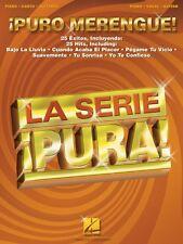 Puro Merengue! Sheet Music Piano Vocal Guitar Songbook NEW 000310948