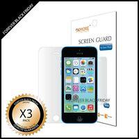 iPhone 5C Screen Protector 3x Anti-Glare Matte Front Cover Guard Shield
