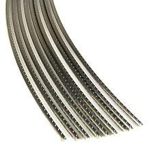 6ft. Premium Jescar WIDE-MEDIUM (47104) Stainless Steel Fret Wire/Frets
