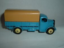 DINKY TOYS 413 AUSTIN TRUCK ORIGINAL BLUE COLOUR RARE ? VINTAGE *SEE PICTURERS*