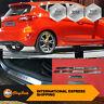 Ford Fiesta HB MK VI 6 2009-2017 Chrome Door Sill Scuff Scratch Guard S.Steel