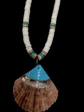 Jay King Lions Paw Spiny Shell Turquoise Necklace #669
