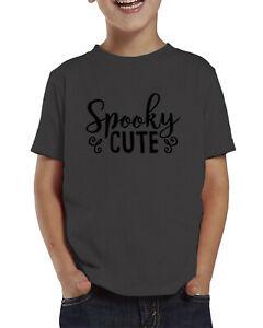 Spooky Cute Halloween October Costume Idea Toddler T-Shirt