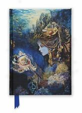 Josephine Wall Daughter of the Deep (Foiled Journal) (Flame Tree Notebooks),