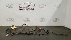 2008 JEEP PATRIOT ENGINE MOTOR ELECTRICAL WIRE WIRING HARNESS 2.0 AT FWD (CVT)