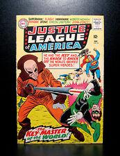 COMICS: Justice League of America #41 (1963), 1st app of the Key - RARE