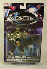 Battlestar Galactica Cylon Commander MOC Trendmasters