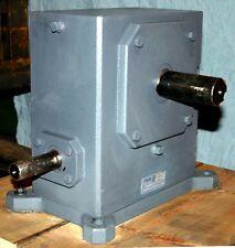 Falk Omnibus Worm Reducer Dual Output Gear Drive 1525WU1A 14.3 HP 15:1