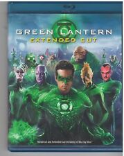 GREEN LANTERN (Blu-ray Disc, 2011)