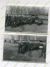 2x Foto, Luftwaffe, 3.(F)/121, Fliegendes Personal, Nikolajew, 10 (W)19977