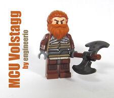 LEGO Custom - Volstagg MCU - Marvel Super heroes mini figure thor ragnarok movie