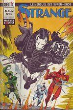 Strange Album N°95 (Avec n°284 à 286) - Ed. Lug Semic-Marvel - 1993 - BE