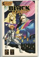 Black Magic 1990 series # 2 near mint comic book