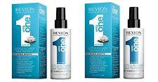 Revlon Uniq One All In One Lotus Flower Hair Treatment 150ml Pack of 2