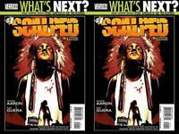 Scalped #1 Special Edition (2010) Vertigo Comics - 2 Comics