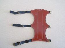 Vintage Archery Leather Arm Guard.