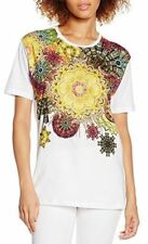 Versace Jeans Logo Kaleido women's T shirts