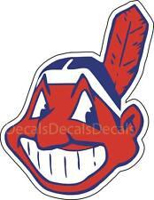 """Cleveland Indians Baseball Logo Decal/Sticker 3"""" x 3"""""""