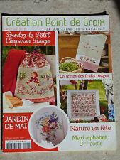 Revue CRéATiON POiNT de CROiX  N° 20   Mai/Juin 2012