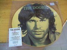 THE DOORS OMONIMO  LP PDK BOLLO SIAE A SECCO ON STAGE RARISSIMO