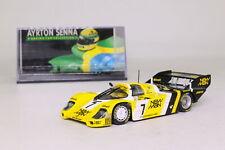 Minichamps; Porsche 956K; 1984 1000km Nurburgring 8th; Senna; Excellent Boxed