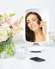 iHome iCVBT3 Reflect Vanity Speaker with Bluetooth, Speakerphone, USB Charging