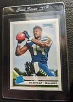 2019 DONRUSS #313 DK METCALF ROOKIE CARD RC SEATTLE SEAHAWKS