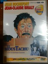 C13 DVD LE MOUSTACHU J ROCHEFORT JC BRIALY Collection FOUS RIRES Neuf ss cello