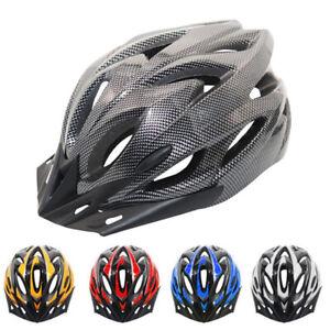 MTB Road Bicycle Bike Helmet Cycling Mountain Adjustable Sports Safety Helmet