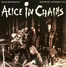 ALICE IN CHAINS : LIVE AT THE PALLADIUM HOLLYWOOD 1992 : 180 GRAM VINYL LP