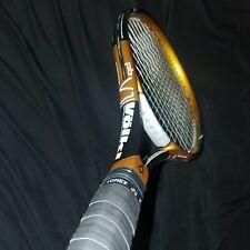 "VOLKL Power Bridge PB V1 110""sq Tennis Racquet 4 1/2"" Grip 10.1 oz 27.6"" 16 x 19"