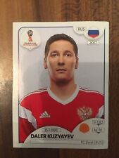 PANINI WORLD CUP 2018 STICKER NUMBER 48 DALER KUZYAYEV