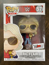 Ric Flair WWE 2K19 Exclusive Funko POP (New, Never Opened)