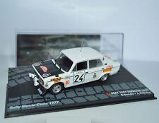 SEAT 1430 1800 GR 4 Rallye Monte Carlo 1977 Servia-Sabater IXO  1:43 RAL102