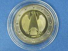Deutschland 2 Euro Adler Kursmünzen spiegelglanz PP (ab 2002)