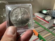 1992 silver eagle bu Bullion Coin There Hott Silvers Up!