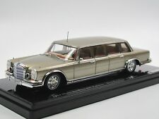 TSM MODEL 1964 MERCEDES-BENZ 600 PULLMAN KING BAUDOUIN of Belgium 1/43