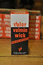 Valor Valmin Parafin Convector Heater Wick 33 Viceroy Vulcan  L20 L50